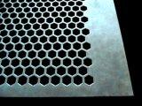 Perforado del acoplamiento del metal de la pantalla