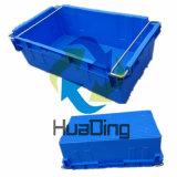 720X430X240 автозапчасти коробки хранения и распределения Nestable обращанные пластичные