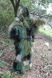 2016ハンチングのための通気性の耐久の森林Camo Ghillieのスーツ