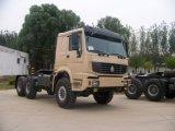 トラクター(ZZ4257N3557A)を運転するHOWO 6*6すべて