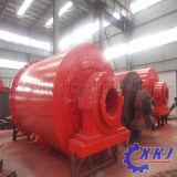 Alta máquina eficiente del molino de bola del mineral del oro con precio del fondo
