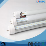 Sale caldo 9W 2FT 120lm/W Clear Cover LED T8 Tube con l'UL Approval