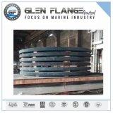 Anillo marina de la forja, industria de marina, construcción naval, acero inoxidable