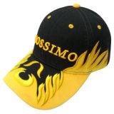 Casquette de baseball chaude de vente avec Nice le logo (076P001)