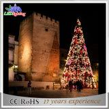 Openlucht Decoratieve Lichte LEIDENE van Kerstmis ReuzeKerstboom
