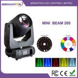 Mini Beam 5r Moving Head Luz de escenario Sharpy