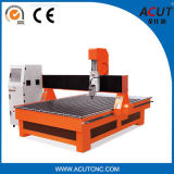 CNC do Woodworking do eixo de 3 linhas centrais único que cinzela a máquina de Acut