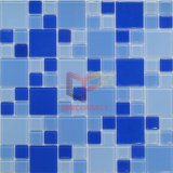 浴室およびSwimming Pool Glass Mosaic (CFC512)