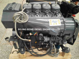 Motor Diesel de refrigeração ar F4l912 de Beinei Deutz para a bomba concreta