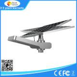 5 anni della garanzia LED di indicatore luminoso di via solare con il sensore di movimento