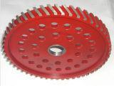 Roda de trituração de moedura do diamante, bit do dedo