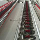 Máquina Full-Automatic económica el rebobinar del rodillo del papel de tejido de tocador del rodillo enorme