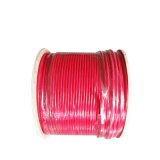 Câble de signal d'incendie de rouge d'épreuve d'incendie de câble de garantie d'Asenware