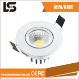 O diodo emissor de luz da carcaça da lâmpada parte a carcaça impermeável do diodo emissor de luz