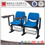 Disposizione dei posti a sedere pubblica della sala del cinematografo della mobilia di prezzi di fabbrica con il cestino (NS-WH219)