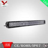 barra chiara chiara di 31.5inch LED Bar180W LED con il riflettore 5D