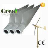 FRP 바람 발전기 사용을%s 수평한 축선 바람 터빈날