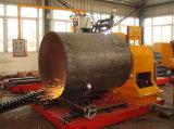 Plasma du bâtiment 3D et machine de découpage extraterritoriaux de chanfrein de profil de pipe de gaz