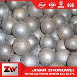 Низкий средств высокий кром  Casted Меля стальной шарик