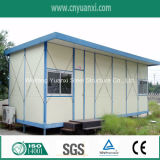 Roof piano Prefabricated House per Temporary Guard House