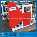 Máquina em linha do núcleo da câmara de ar do papel da estaca da Multi-Faca para fazer os cartuchos