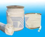 Corde tressée de grand dos de fibre en céramique