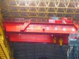 二重ガードオーバーヘッド移動Eotクレーン(QD250T-30m)