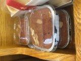 カップケーキのベーキングのための使い捨て可能なハイエンドグリースを弾くデザートの金属の覆い