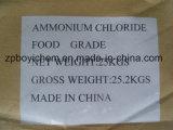 Het Chloride van het Ammonium van de Rang van het voedsel