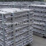 Lingotto di alluminio 99.7% con la fabbrica ed il certificato dello SGS