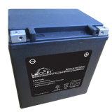 Batterie exempte d'entretien de moto de Mf de taux élevé de 12V 30ah
