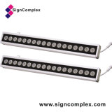 15With22With27With45W 1m Colorful IP65 Edsion LED Light Bar met Ce RoHS