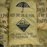 Natriumsulfid-Gelb-Flocken 30ppm