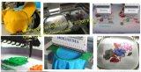 Nieuwste Hoge snelheid 4 de Hoofd 15 Kleuren Geautomatiseerde Machine van het Borduurwerk voor de MultiFuncties van het Borduurwerk