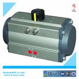 Standards des Aluminiumlegierung Buterfly Ventil-JIS 10 mit doppeltem pneumatischem Stellzylinder Bct-Alu-Bfv05