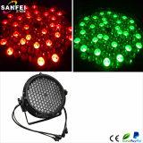 LED-NENNWERT kann Verein-Disco-Licht 120PCS 3W LED wasserdichtes NENNWERT Licht beleuchten