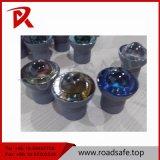 50*50mmのキャッツ・アイの小さいガラス反射道は価格を散りばめる
