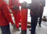 Colares de cimentação do estágio do poço petrolífero