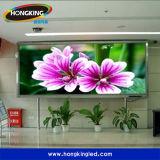 Video visualizzazione di LED dell'interno di colore completo della parete del professionista P2.5 LED