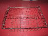 Cestino di sterilizzazione della rete metallica dell'acciaio inossidabile di alta qualità