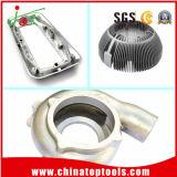 熱い販売! 鋳造の部品はまたはダイカストかアルミ鋳造をか、または鋳造を亜鉛でメッキする