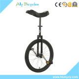 La aduana embroma una bicicleta del circo de la rueda Unicycle de la rueda de 16 pulgadas