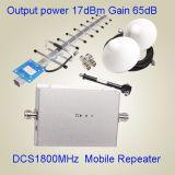 Mini impulsionador de venda quente do sinal do telefone móvel da DCS 1800MHz de 2g 4G Lte G/M