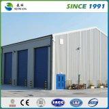 Taller del marco de acero para el metal prefabricado grande