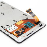 Экран мобильного телефона полный для Nokia Lumia 800 с цифрователем касания