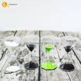 Hourglass für Geschenk-Kristallsand-Taktgeber für Hauptdekoratives