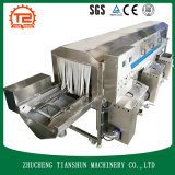 Шайба подноса высокой эффективности и моющее машинаа Tsxk-60 тарелки