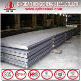 Ss400 A36 Q235 S235jr Placa de aço carbono