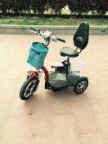 Самокат 3 колес электрический с утверждением /RoHS Ce (et-es002-new)