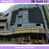 P8 High Brightness Energy Saving Full Color Outdoor Fixed LED Display for Advertizing